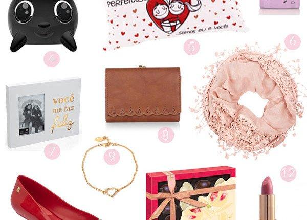 Onde comprar presente de Dia dos Namorados 2015: dicas de presente para namorada