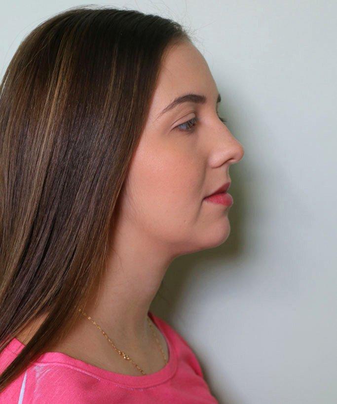 Swatch do blush ombre Ripe Peach da coleção Isabel e Ruben Toledo para MAC
